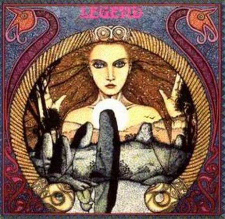 Legend - Second Sight 1993