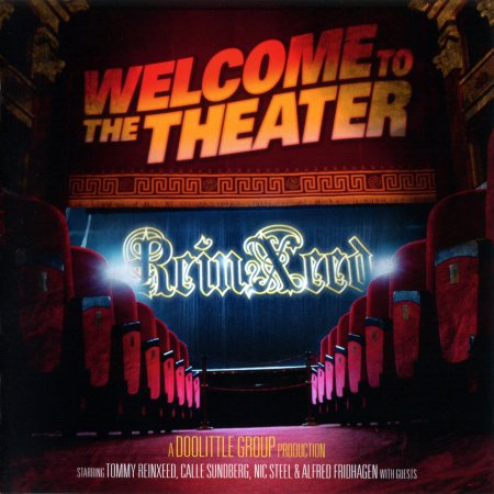ReinXeed - Welcome To The Theater 2012 (Japanese Edition)