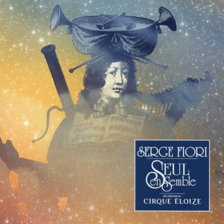 Serge Fiori - Seul Ensemble (2CD) 2019