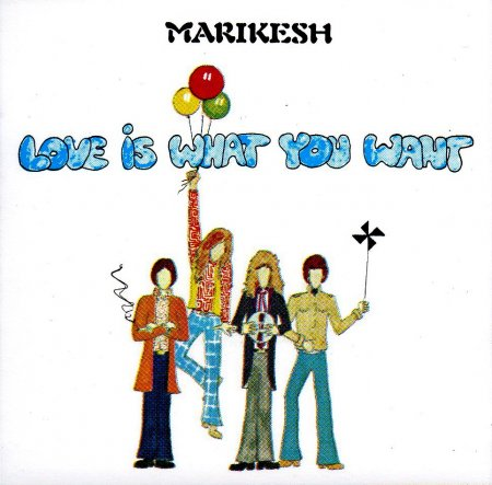 Marikesh - Love Is What You Want 1985