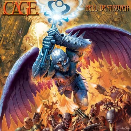 Cage - Hell Destroyer 2007