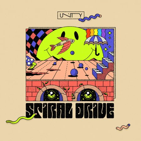 Spiral Drive - Unity 2019