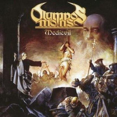 Olympos Mons - Medievil 2007 (Lossless)