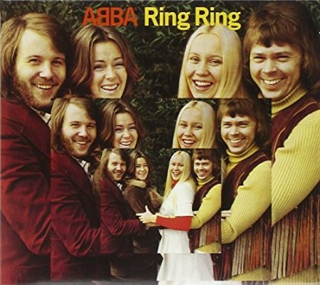 ABBA - Ring Ring (Remastered) 1973 (2003)