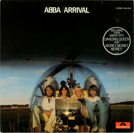 ABBA - Arrival [The Complete Studio Recordings] 1976 (2005)