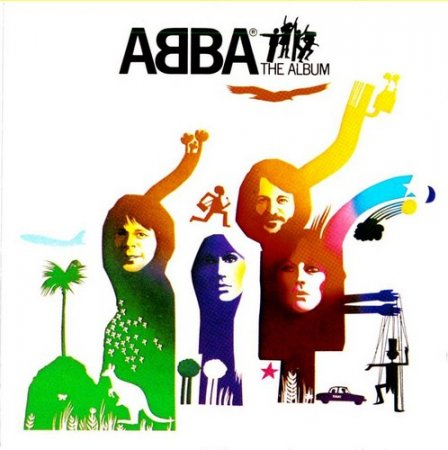 ABBA - The Album [The Complete Studio Recordings] 1977 (2005)