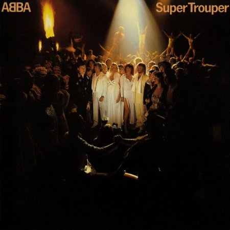 ABBA - Super Trouper [The Complete Studio Recordings] 1980 (2005)