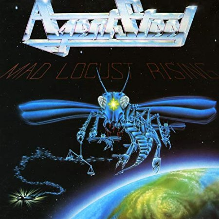 Agent Steel - Mad Locust Rising (EP) 1986
