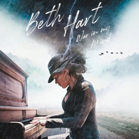 Beth Hart - War In My Mind (Deluxe Edition) 2019 (lossless)