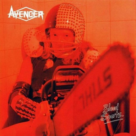 Avenger - Blood Sports 1984