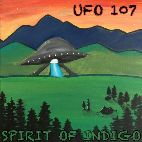 Spirit of Indigo - UFO 107 2019