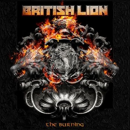 British Lion - The Burning 2020