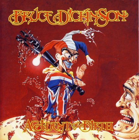 Bruce Dickinson - Accident Of Birth 1997 (lossless)