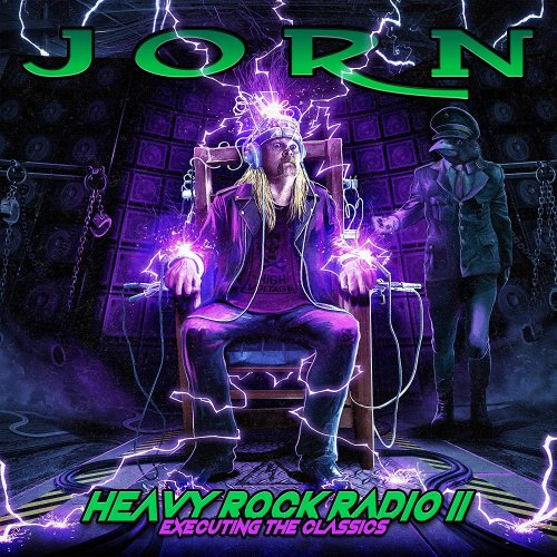 Jorn - Heavy Rock Radio II - Executing the Classics (Japanese Edition+Deluxe Edition) 2020