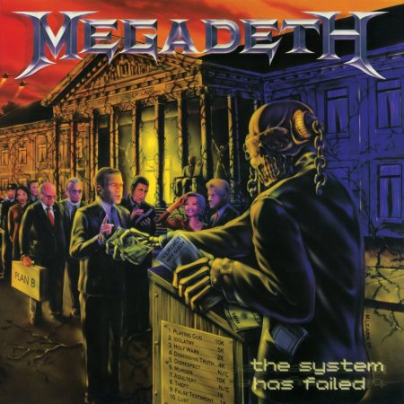 Megadeth - The System Has Failed 2004