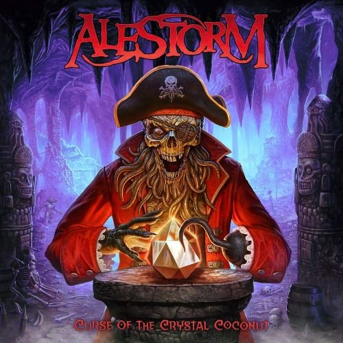 Alestorm - Curse of the Crystal Coconut 2020