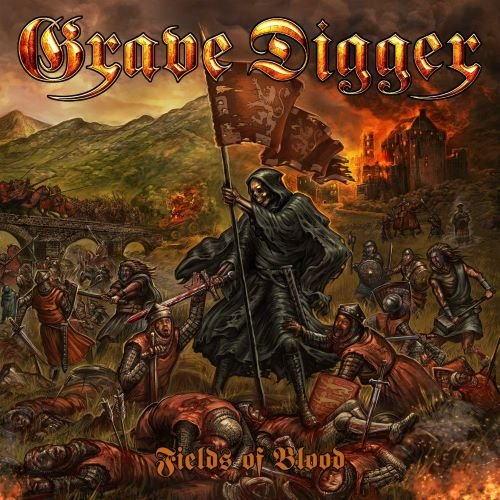 Grave Digger - Fields of Blood 2020