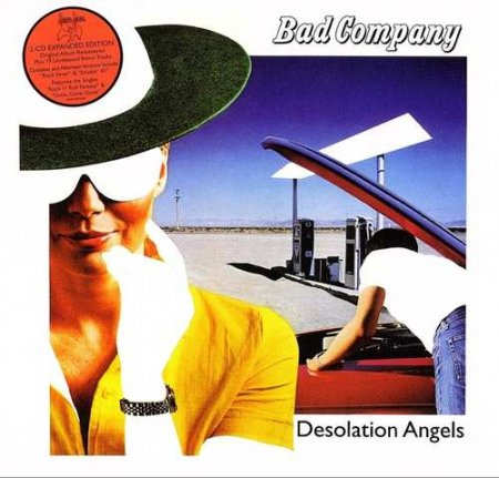 Bad Company - Desolation Angels (40th Anniversary 2CD Expanded Edition) 2020 (lossless)