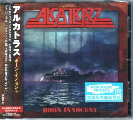 Alcatrazz - Born Innocent (Japanese Edition) 2020 (lossless)