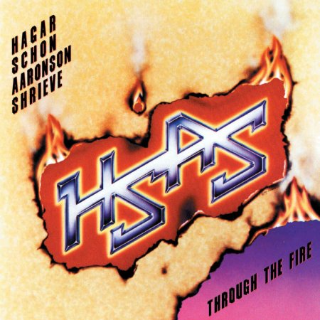 HSAS - Through The Fire 1984