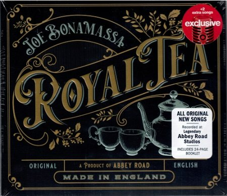 Joe Bonamassa - Royal Tea (Limited Edition) 2020 (lossless)