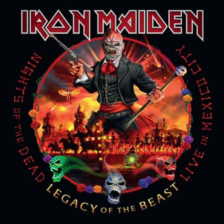 Iron Maiden - Nights of the Dead, Legacy of the Beast: Live in Mexico City  2020