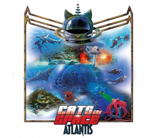 Cats in Space - Atlantis 2020