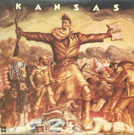 Kansas - Kansas 1974  (Lossless + MP3)