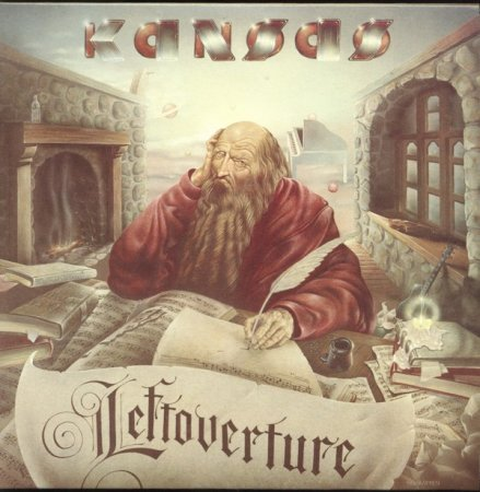 Kansas - Leftoverture 1976 (Lossless + MP3)