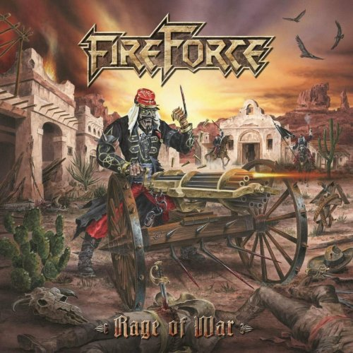 FireForce - Rage of War 2021