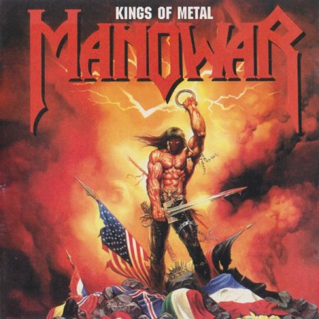 Manowar - Kings of Metal 1988 (Lossless)