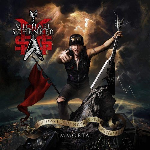 Michael Schenker Group - Immortal 2021 (LOSSLESS+MP3)