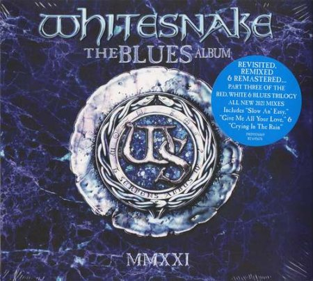 Whitesnake - The Blues Album 2021 (lossless)
