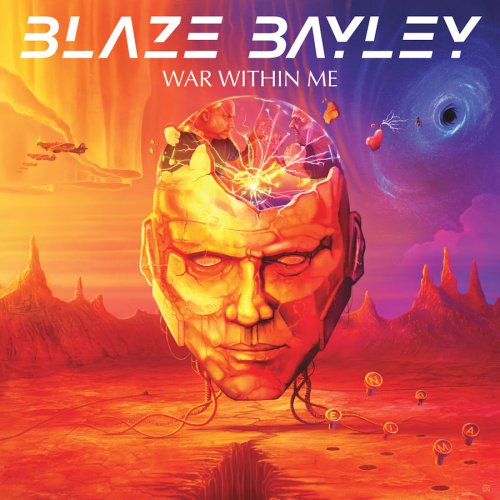 Blaze Bayley - War Within Me 2021
