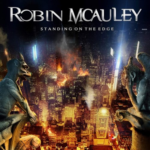 Robin McAuley - Standing On The Edge 2021